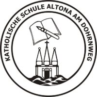 Logo und Siegel Kath. Schule Altona